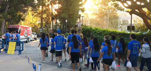 UCLA Volunteer Day